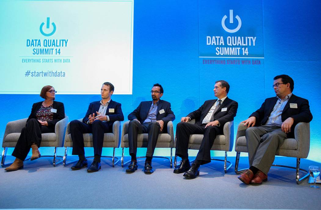 Experian Data Quality Summit panel